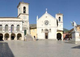 Piazza San Benedetto Norica